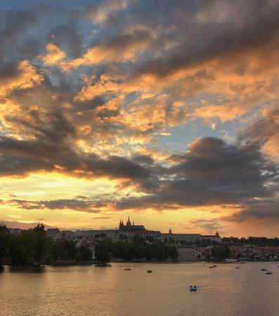A Golden Prague