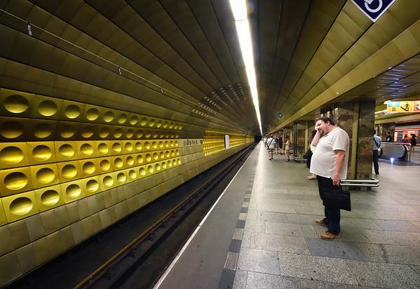 Můstek Subway Station