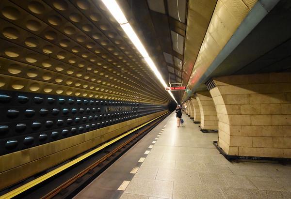 The Prague Metro I