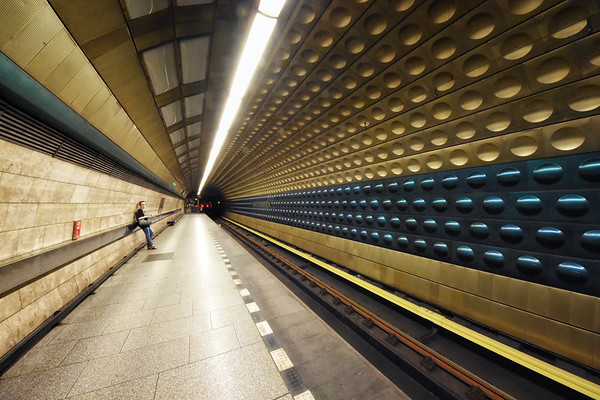 The Prague Metro II
