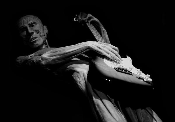 The Dead Guitarist
