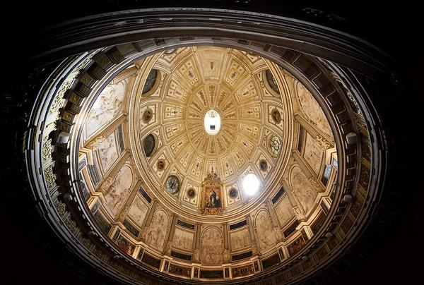 A Dome in Sevilla
