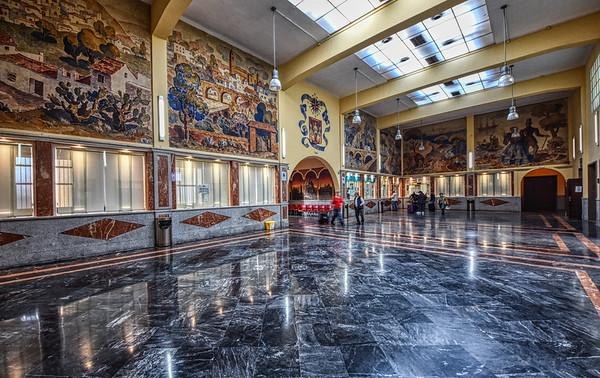 The Sevilla Station