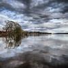 Cloudy Sigtuna Evening II