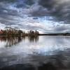 Cloudy Sigtuna Evening III