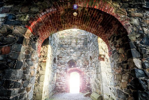 St. Olof's Ruin III