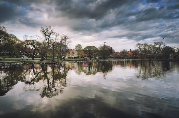 Sigtuna Cloudy Scenery
