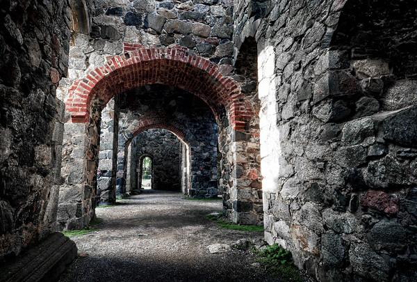 St. Olof's Ruin I