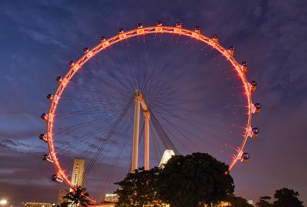 The Flyer Wheel