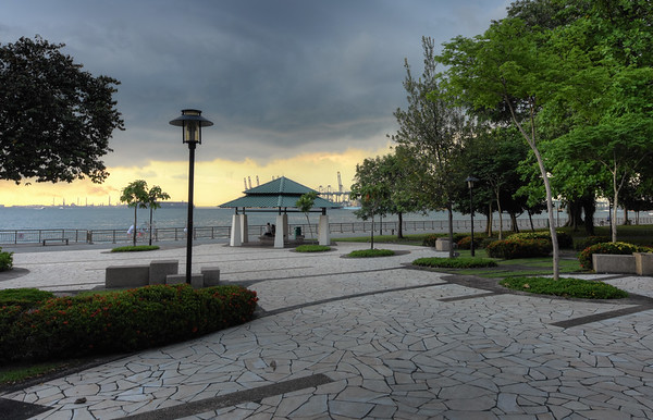 Early Labrador Park