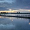 Bedok Reservoir Dusk