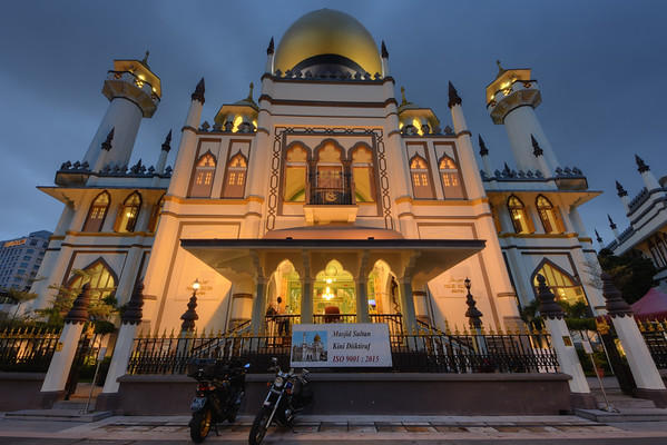 Full Frontal Mosque