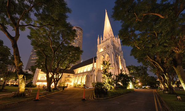St. Andrew's Cathedral II