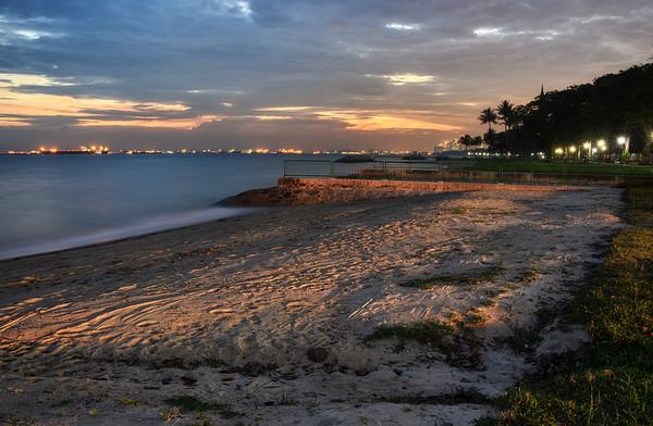 East Coast Sunset II