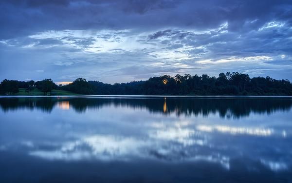 Pierce Reservoir Blues