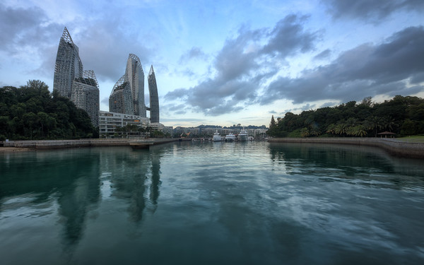Keppel Bay Ripples