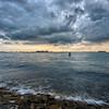 A Coastal Storm