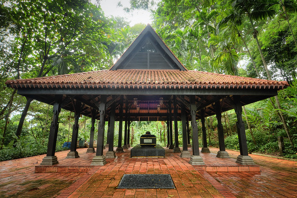 A Tomb of Parameswara
