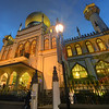 At Masjid Sultan