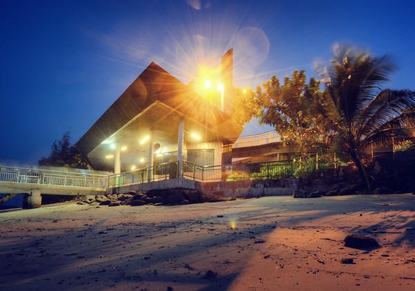 Punggol Beach Light