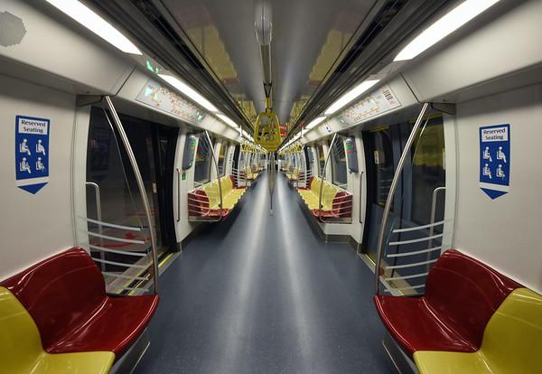 Kent Ridge Train