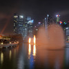 Fires of Marina Bay