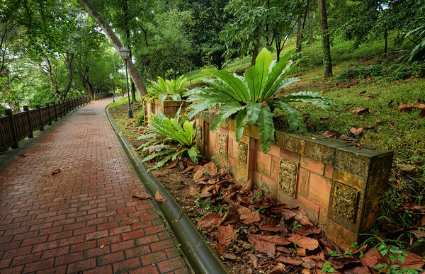 Fort Canning Reliefs