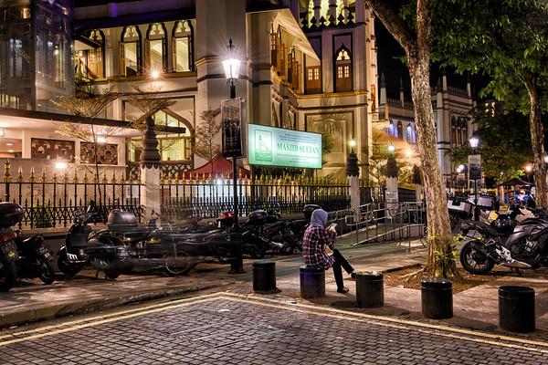 Streets of Masjid Sultan