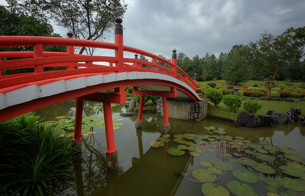 Red Bridge Garden