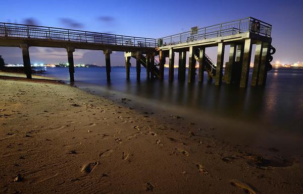 Punggol Beach Pier