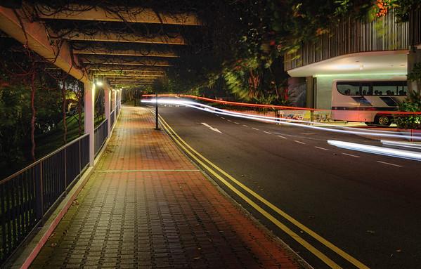 Street of Mount Faber I