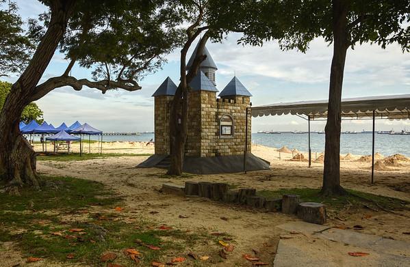 Castle of Castle Beach