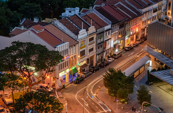 Trails of Outram Park