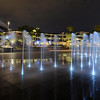 Kallang Fountain Night