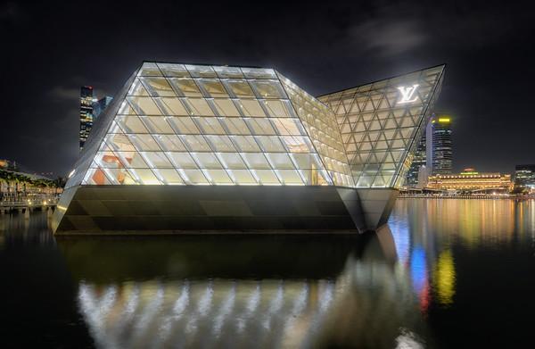 The Louis Vuitton Ship