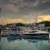 Keppel Sunset Boats