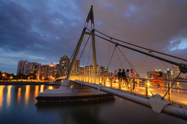 Tanjong Rhu Bridge I