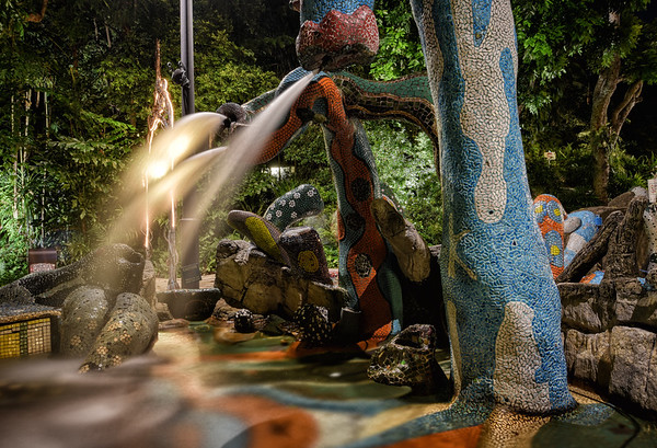 Merlion Walk Fountain II