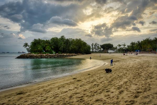 Palawan Beach Sunset