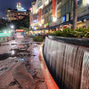 Puddles of Clarke Quay