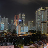 Duxton Night Skyline