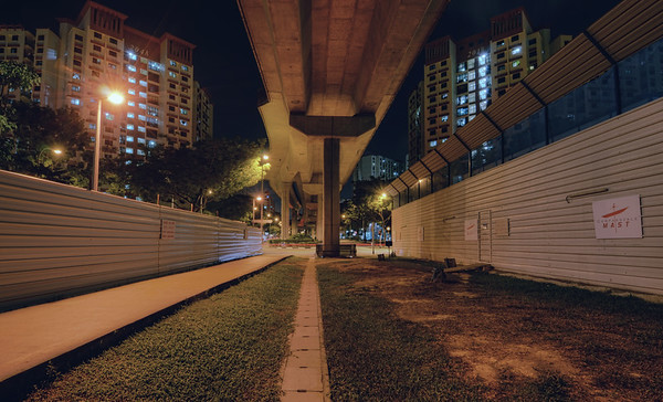Sengkang Night Walk