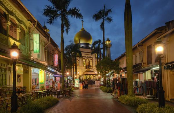Masjid Sultan Blues II