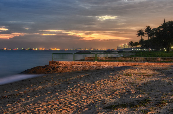 East Coast Sunset I