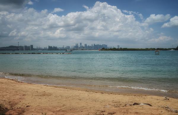 A Paradise Beach