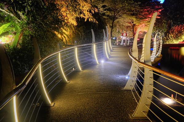 Merlion Park Bridge