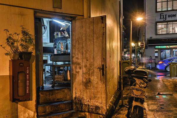 A Backstreet Kitchen