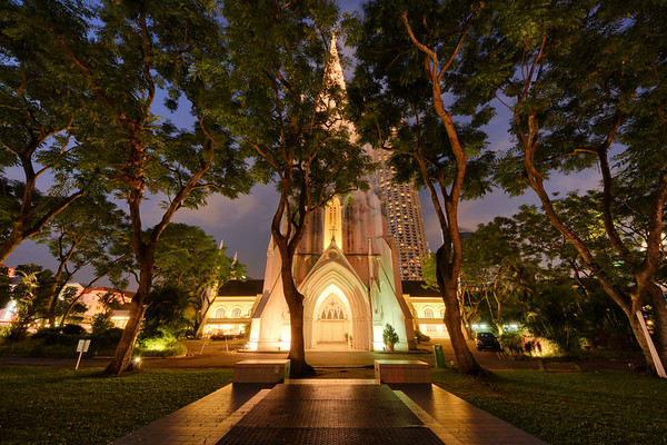 St. Andrew's Cathedral III