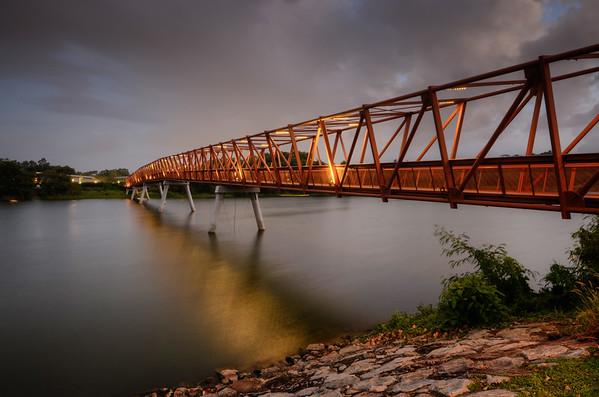 Lorong Halus Bridge II