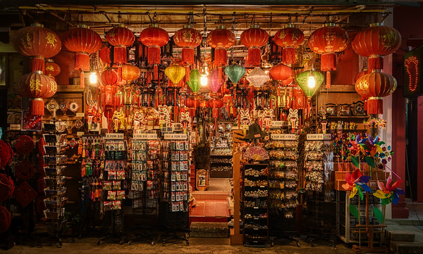 A Chinese Shop